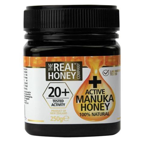 Nature's Bounty - The Real Honey Company Total Activity